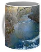 Rushing Vickery Creek Coffee Mug