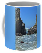 Rushing Wave - Big Sur Coffee Mug