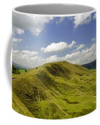 Rushup Edge From Mam Tor Coffee Mug