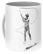 Russell Bull Whacker Coffee Mug