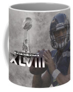 Russell Wilson Coffee Mug