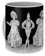 Russian Claudia Ballet Dancers Coffee Mug by Underwood Archives