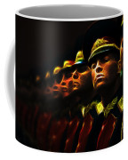 Russian Honor Guard - Featured In Men At Work Group Coffee Mug