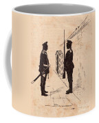 Russian Soldiers Coffee Mug