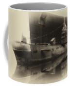 Russian Submarine Heirloom 01 Coffee Mug