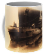Russian Submarine Heirloom 02 Coffee Mug