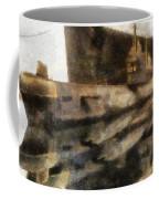 Russian Submarine Photo Art Coffee Mug
