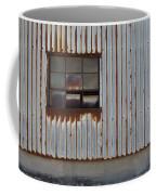 Rust And Window 1 Coffee Mug