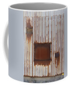 Rust And Window 3 Coffee Mug