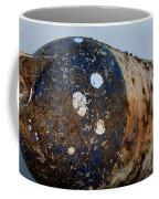 Rusted Buoy Coffee Mug