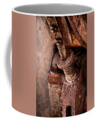 Rusted Gold Mine Equipment Coffee Mug
