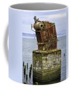 Rusted Equipment Coffee Mug