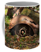 Rusted Coffee Mug by Louise Heusinkveld