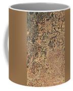 Rusted Metal Coffee Mug