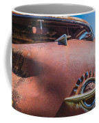 Rusted Oldsmobile Coffee Mug