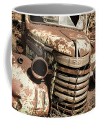 Rusted Pickup  Coffee Mug