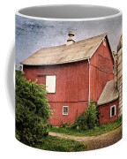 Rustic Barn Coffee Mug by Bill Wakeley