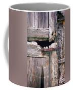 Rustic Barn Door Coffee Mug