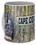 Rustic Cape Cod Coffee Mug by Bill Wakeley