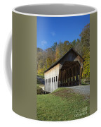 Rustic Covered Bridge Coffee Mug