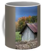 Rustic Farm Shed Coffee Mug