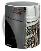 Rustic Ford Work Horse Coffee Mug