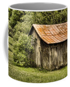 Rustic Coffee Mug