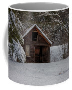 Rustic Shack After The Storm Coffee Mug