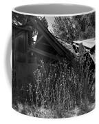Rustic Shed 9 Coffee Mug