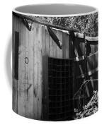 Rustic Shed Coffee Mug