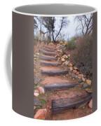 Rustic Stairway Coffee Mug