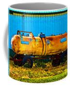 Rustic Tank Art Coffee Mug