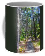 Rustic Trail Coffee Mug