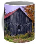 Rustic Vermont Barn Coffee Mug