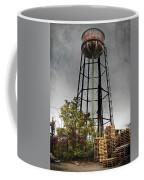 Rustic Water Tower Coffee Mug