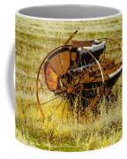 Rusting Farm Equipment Coffee Mug