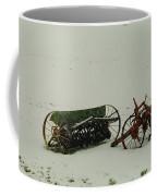 Rusting In The Snow Coffee Mug