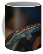 Rusty 5 Coffee Mug