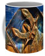 Rusty Anchor Coffee Mug