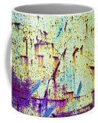 Rusty Background Coffee Mug