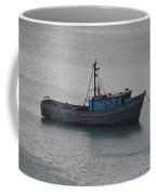 Rusty Boat Coffee Mug