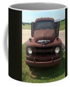 Rusty Ford Truck Coffee Mug