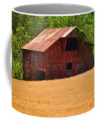 Rusty Coat Coffee Mug