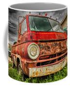 Rusty Dodge Coffee Mug