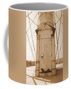 Rusty Door Coffee Mug
