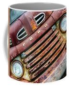 Rusty Ford Grill Coffee Mug