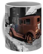 Rusty Ford Coffee Mug