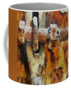 Rusty Gate Coffee Mug