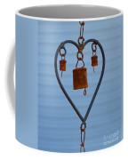 Rusty Heart 1 Coffee Mug