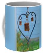 Rusty Heart 4 Coffee Mug